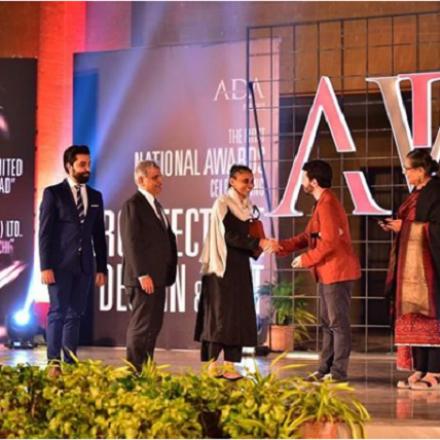 Telenor Pakistan Headquarters '345' bags the prestigious ADA Award