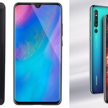 Huawei P30 series leak, possibly coming with a big display, some impressive cameras and lots of RAM