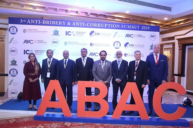 Experts urge businesses to fight Systematic bribery & Corruption CRI Group holds 3rd Anti-Corruption Summit 2019 in Islamabad