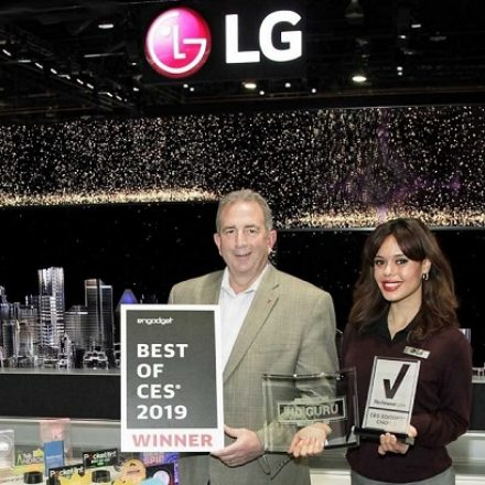 LG Receives More Than 140 CES Awards and Honors across Various Categories