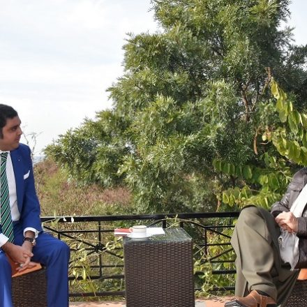 MOL Group Regional Vice President Middle East, Africa & Pakistan calls on the PM Imran Khan