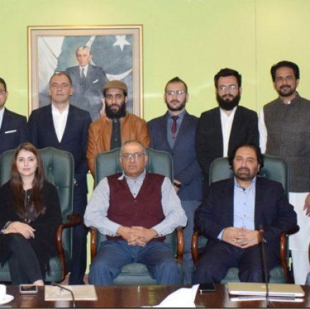 PTCL HOSTS STARTUPS FROM NIC PESHAWAR