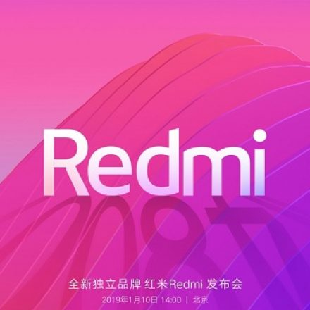 Redmi is now a separate sub-brand of Xiaomi