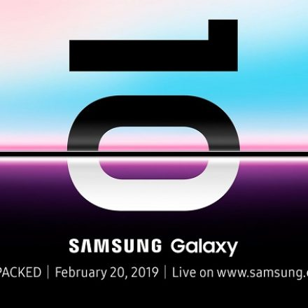 Its Official; Samsung Galaxy S10 launch date set at February 20th