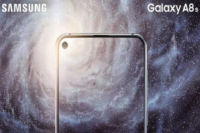 Samsung may well launch the Galaxy A8s globally