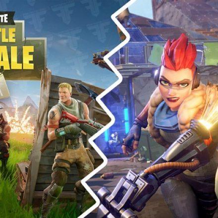 Battle Royale vs. Save the World