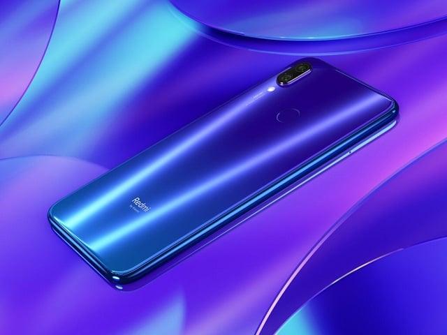 The Xiaomi Redmi Note 7 launched : 48MP camera