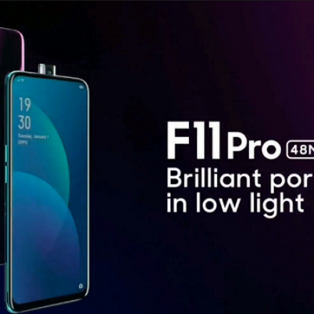 A teaser trailer of the OPPO F11 Pro confirms that the phone will pack a 48MP camera
