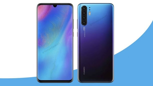 Huawei P30 and P30 Pro launch date set in late March 2019