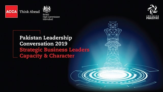 Leaders to meet at Pakistan Leadership Conversation (PLC 2019) to discuss how to shape the future of Pakistan