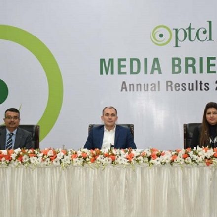 Pakistan Telecommunication Company Limited Returns to Full Year Revenue Growth for the first time since 2014