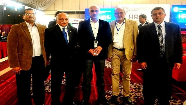 Pakistan Telecommunication Company Limited wins EFP Award on Best HRM Practices 2018