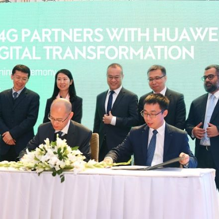 Zong 4G and Huawei partner for digital transformation