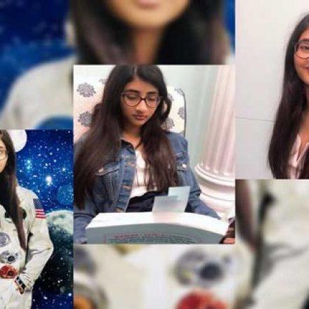 8th Grader from Pakistan selected for NASA internship!