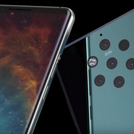Possible original images of the upcoming Nokia 9 surface online