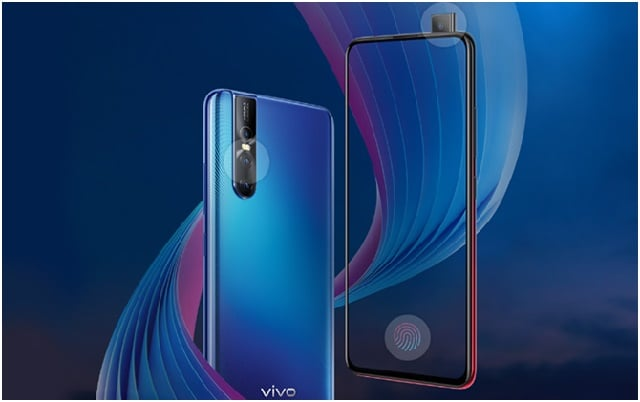VIVO V15 PRO ANNOUNCED WITH ELEVATED FRONT CAMERA