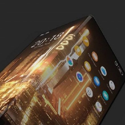 Vivo IQOO foldable phones, renders surface online, possibly the first phone?