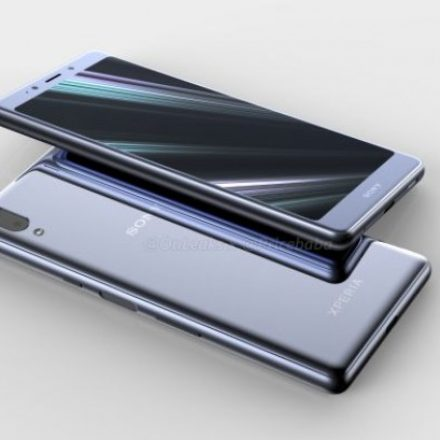 Sony Xperia L3 renders surface online, including the price details of the phone