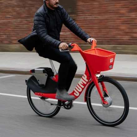Uber Bike Sharing is resulting in losses to the company's regular business