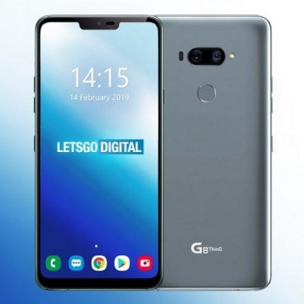 The LG G8 is set to come with Crystal Sound OLED Technology