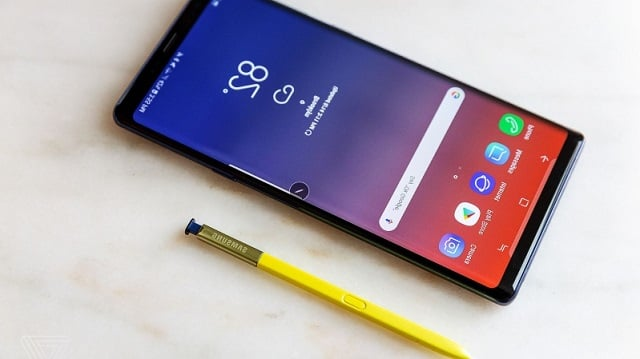 Samsung thinking of putting a camera in a stylus