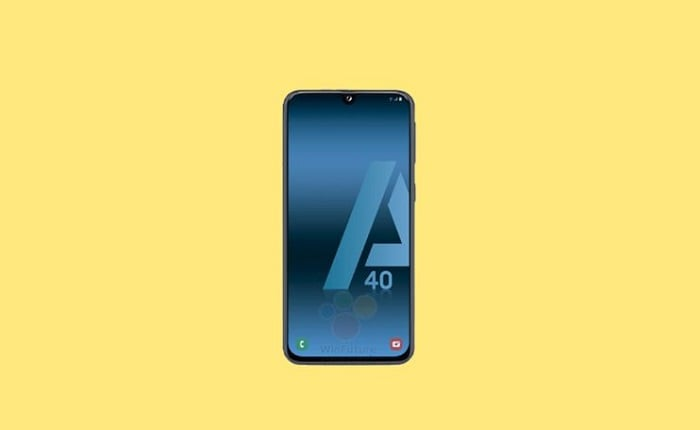 Samsung Galaxy A40 will arrive with some interesting features!