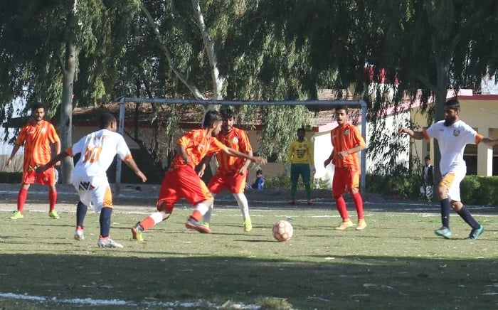 Ufone Balochistan Football Cup: Panjgur FC and Jallawan FC Khuzadar cruise into the Super8
