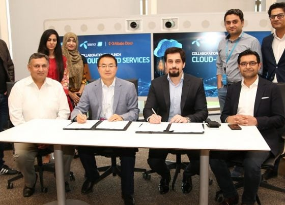 Telenor Pakistan and Alibaba Cloud come together to provide cloud-based servicesand fasten digital transformation