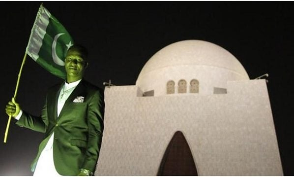 DARREN SAMMY LOVES BEING IN PAKISTAN: FULL 'DESI'VIBES FROM THE WEST INDIAN