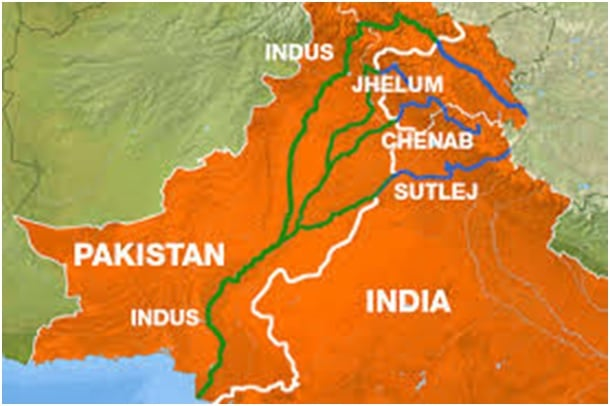 DISRUPTION OF WATER FLOW BY INDIA: STILL NOT RESORTING TO PEACE?