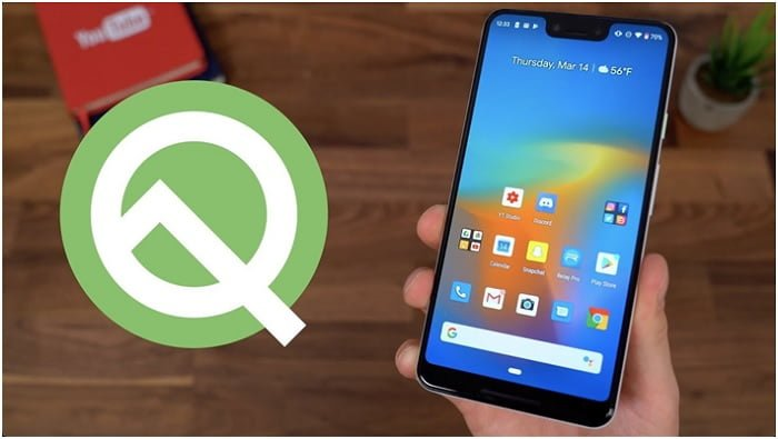 ANDROID Q PREVIEW