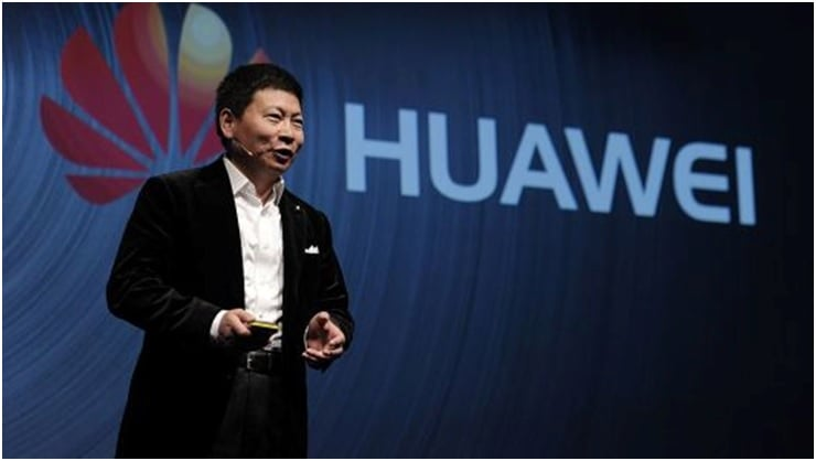 HUAWEI READY TO BECOME INDEPENDENT, IF NEED BE
