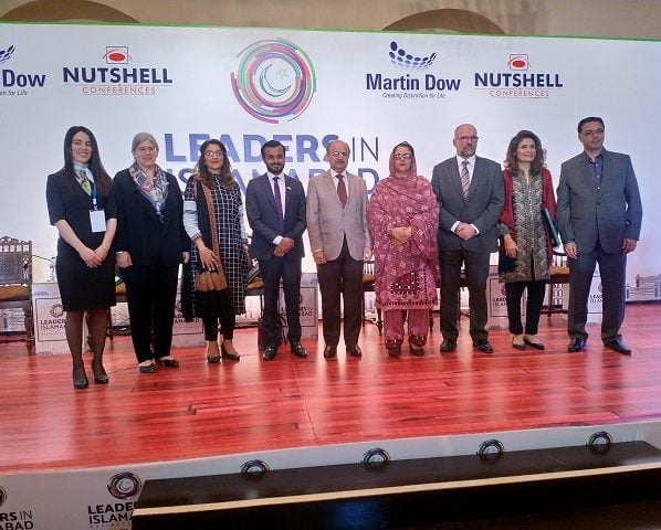 Leaders in Islamabad Business Summit Concludes Successfully After Two Days