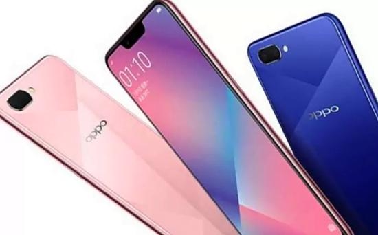 OPPO mid range phone, the A5s leak online