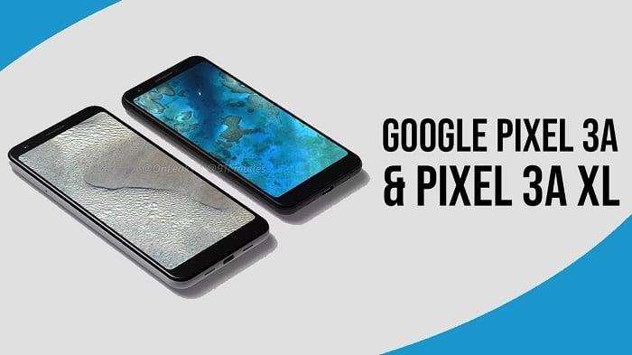 New reports regarding the Google Pixel 3a, 3a XL