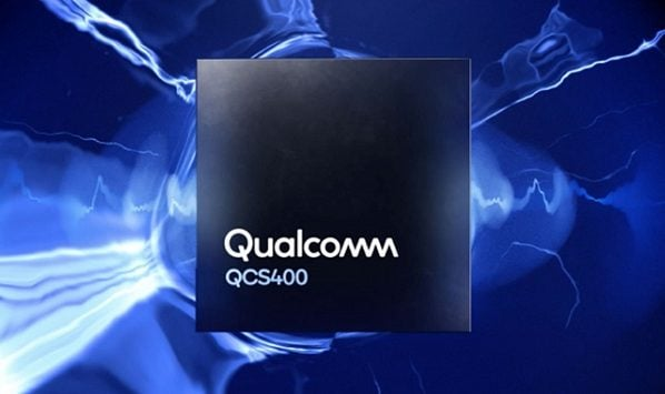Qualcomm have announced the QCS400 chipsetseries for the range of smart speakers and sound bars