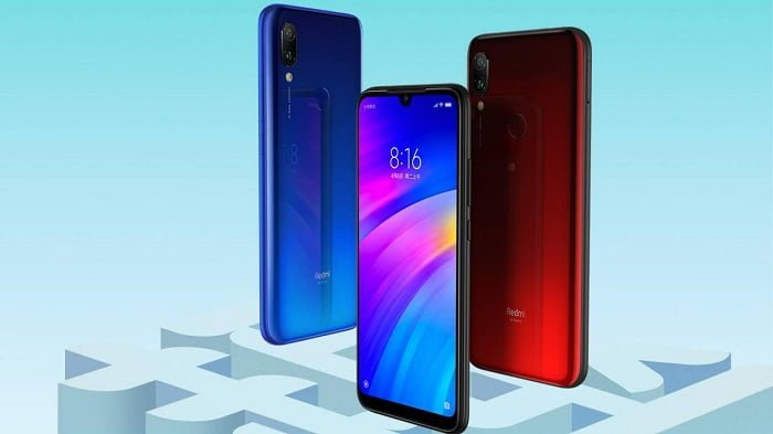 Rollout for the Xiaomi Redmi 7 starts in a more global manner