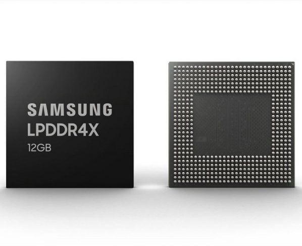 12GB RAM modules here to stay for Samsung