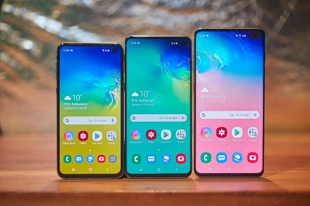 Samsung to launch there 5G phone, somewhere in April