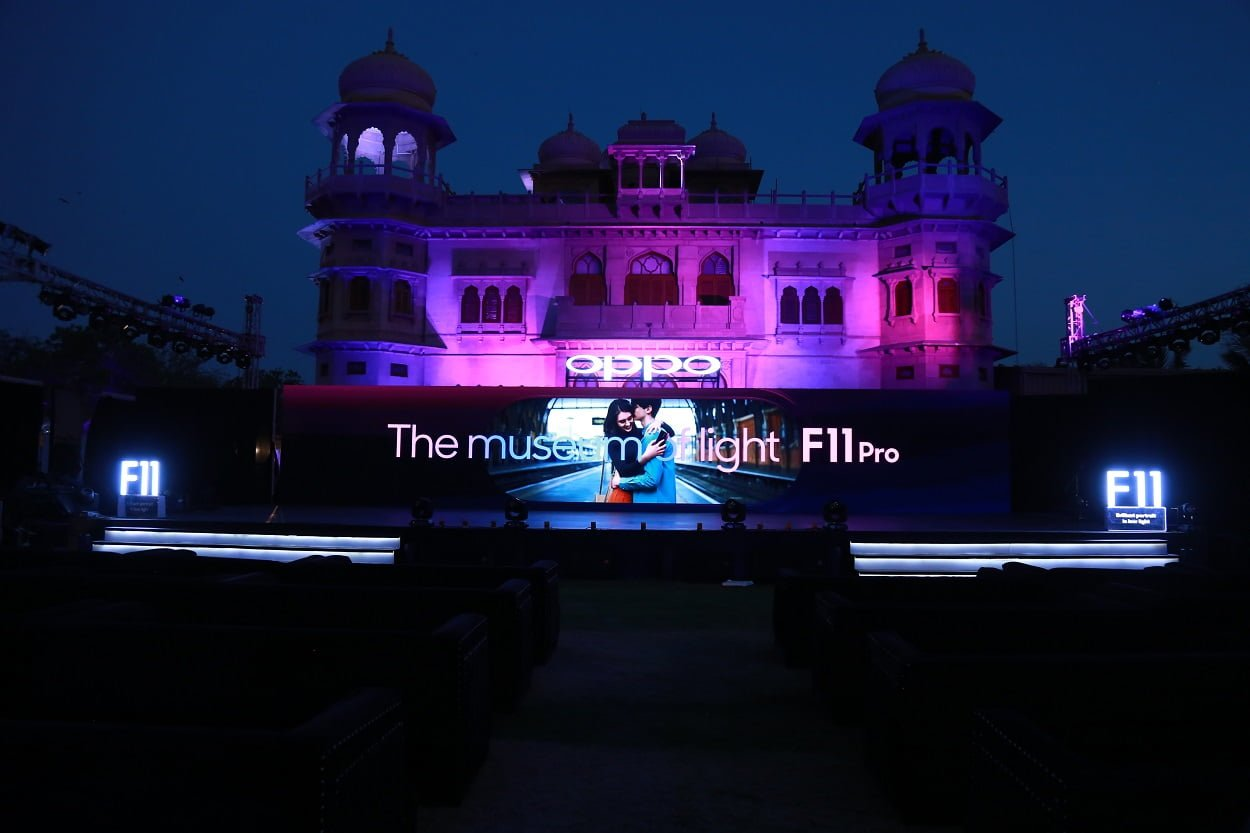 OPPO Raises the Bar in Low Light photography, Launches OPPO F11 Series in Pakistan