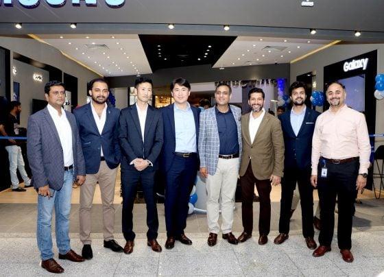 Samsung Pakistan Opens Premium Outlet at Lucky One Mall Karachi