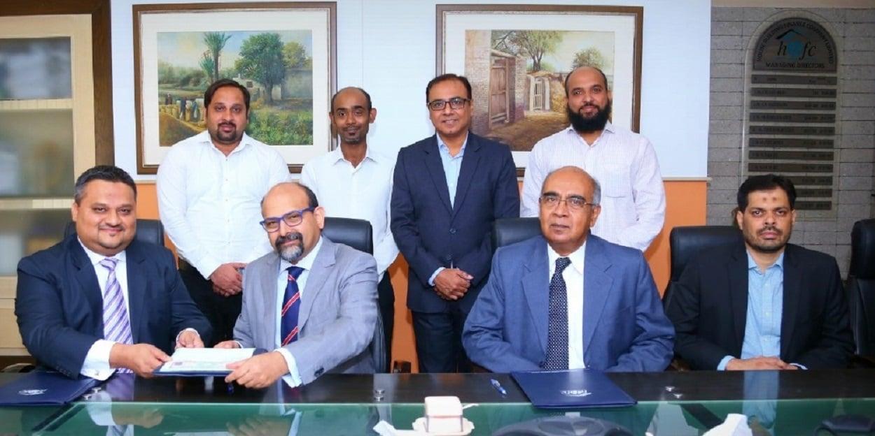 A2Z Creatorz wins project to rebuild Web Portal of HBFC (House Building Finance Company Limited)