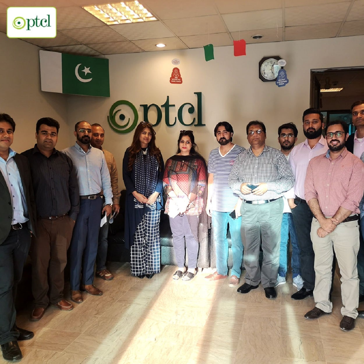 Digital Transformation with PTCL Smart Cloud solutions & Data Centers