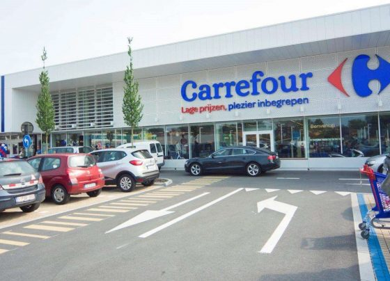 Carrefour's loyalty points make a point to win you over!