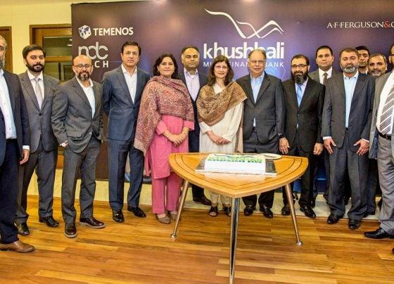 Khushhali Microfinance Bank goes live on Temenos Core Banking, FCM, Business Analyticsand Digital Platform with NDCTech Pakistan