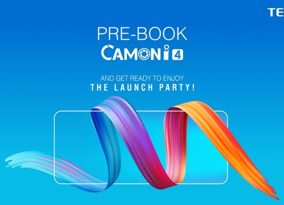 """CAMON i4: FIRST TRIPLE CAMERA PHONE OF TECNO READY TO """"CAPTURE MORE BEAUTY"""" BY PRE-BOOKING!"""