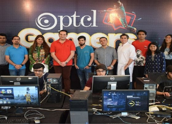 PTCL launches Gamers Hubat FACE Music Mela