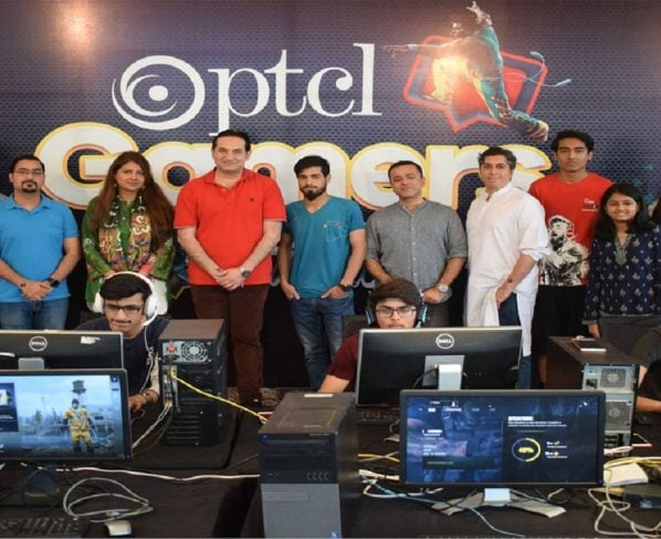 PTCL launches Gamers Hubat FACE Music Mela