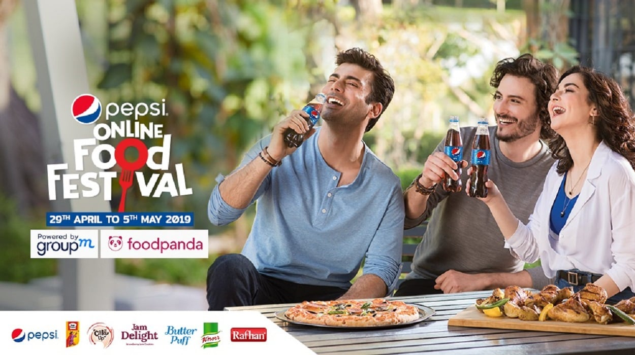 GroupM Pakistan Launches First Ever Online Food Festival