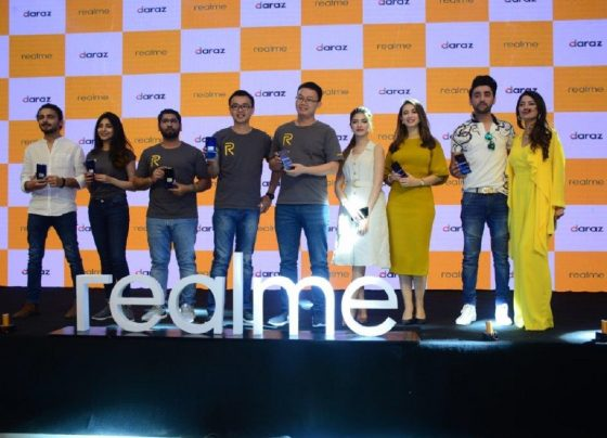 Realme 3 where Power meets Style for the Youth of the Nation
